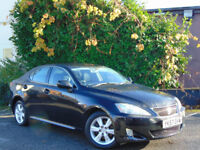 LEXUS IS 2.2 220D 4d (black) 2007
