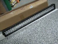 "32"" Epistar Double Row LED Light Bar - New"