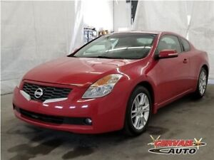 Nissan Altima Coupe SE V6 3.5 Cuir Toit Ouvrant MAGS 2008