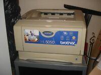 Brother HL5050 laserjet printer