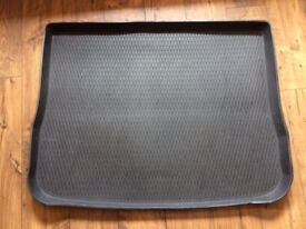 Genuine VW Mk 1 Tiguan 2007 to 2016 boot liner