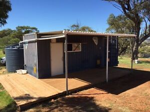 20ft Sea Container Dumbarton Toodyay Area Preview