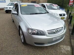 2010 Holden Commodore VE MY10 International Silver 6 Speed Automatic Sedan Sylvania Sutherland Area Preview