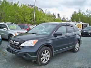 GREAT DEAL !!! 07 CRV 4WD - NEW MVI - SUNROOF! NEW MVI