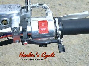 Honda CX500 & CX650 Custom - Manual Cruise Control / Throttle Lock