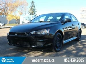 2015 Mitsubishi Lancer DE - MANUAL - FINANCE - NO FEES Edmonton Edmonton Area image 1