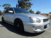 2003 Subaru Impreza Automatic Sedan Wangara Wanneroo Area Preview