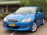 2009 Subaru Liberty B5 MY10 Exiga Lineartronic AWD Premium Blue 6 Speed Constant Variable Wagon Mount Druitt Blacktown Area Preview