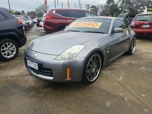 2008 Nissan 350Z Z33 MY07 Touring Bronze 5 Speed Sports Automatic Coupe Dandenong Greater Dandenong Preview