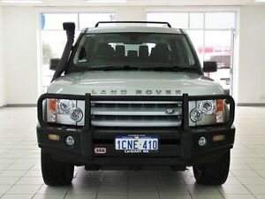 2007 Land Rover Discovery 3 MY06 Upgrade SE Silver 8 Speed Automatic Wagon Morley Bayswater Area Preview