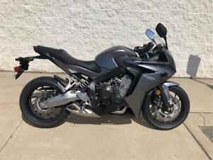 2015 CBR650F - NEW NON-CURRENT - TWO AVAILABLE