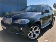 2008 BMW X5 E70 3.0D Black 6 Speed Auto Steptronic Wagon Hoppers Crossing Wyndham Area Preview