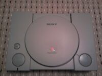 Original Grey PlayStation 1 PS1 SCPH 5552 Console Only Tested Working