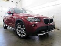 2012 BMW X1 xDrive28i CUIR TOIT PANORAMIQUE 29,900KM