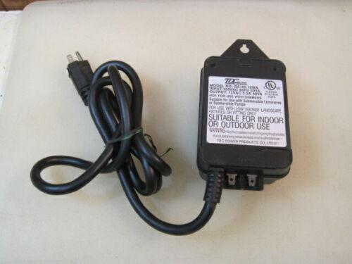 TDC DA-40-12WA Landscape Low Voltage Lighting Power Transformer  B4628