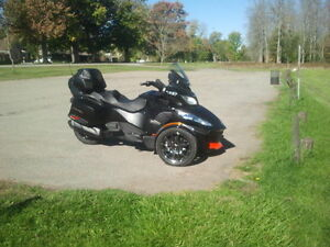 2016 Can Am Spyder RT Special Series