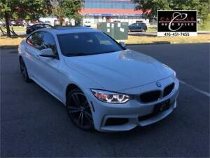 2016 BMW 435i GRANCOUPE M-PKG RED LEATHER HUD 360CAM NO ACCIDENT