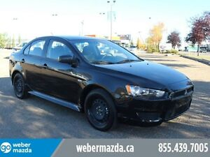 2015 Mitsubishi Lancer DE - MANUAL - FINANCE - NO FEES Edmonton Edmonton Area image 8