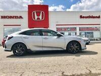 2018 Honda Civic Hatchback Sport Winnipeg Manitoba Preview
