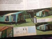 Trailer Tent - Cabanon Mistral