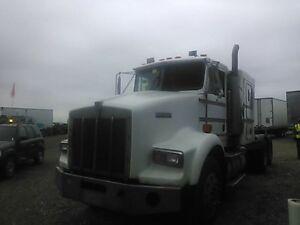 1995 T800 KENWORTH FOR PARTS 3406E rtlo18918b Edmonton Edmonton Area image 2