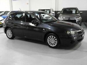 2011 Subaru Impreza G3 RX Hatchback 5dr Spts Auto 4sp AWD 2.0i [MY11] Grey Sports Automatic