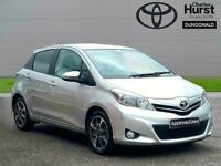 2014 Toyota Yaris 1.33 Vvt-I Trend 5Dr Hatchback Petrol Manual