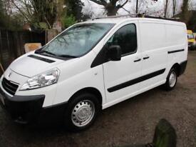 2013 Peugeot Expert 1.6HDi 90 ( EU5 ) ( 2.88t ) L2 H1 LWB NO VAT 100,000 MILES