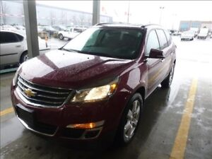 2017 Chevrolet Traverse 1LT All Wheel Drive with Sunroof