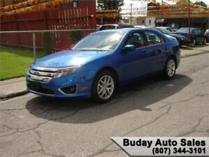 2012 FORD FUSION ALL WHEEL DRIVE SEL.