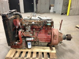 Wanted: 6 Cylinder Perkins parts engine