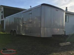 2017 Enclosed Cargo Trailer
