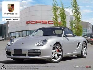 2008 Porsche Boxster Boxster S - Manual with Full Leather Interi