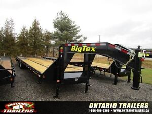 2016 BIG TEX 35 FT TANDEM DUALLY - MEGA RAMPS - $353.00 Monthly