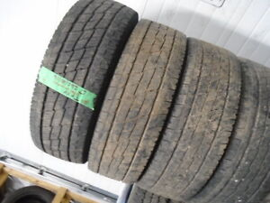 FOUR USED ALL SEASON  LT/ 245-75-16 { TOYO } R.H AUTO
