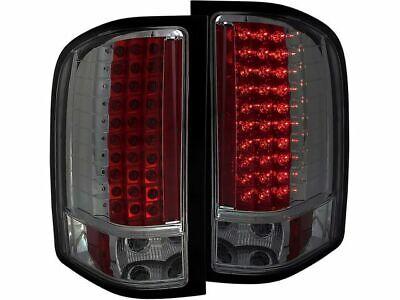 For 2007-2014 Chevrolet Silverado 2500 HD Tail Light Set Anzo 51955TS 2008 2009