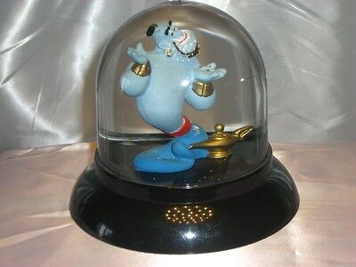 WALT DISNEY ALADIN SCHNEEKUGEL SNOWGLOBE MADE IN GERMANY