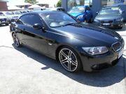 2010 BMW 335i E93 MY10 M Sport Black 7 Speed Auto Direct Shift Convertible Victoria Park Victoria Park Area Preview