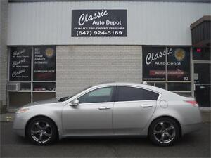 2009 ACURA TL AWD ** NAVIGATION ** PUSH START ** BACK-UP CAMERA