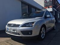 Ford Focus 1.6 Zetec Climate 5dr ONLY 31867 GENUINE MILES
