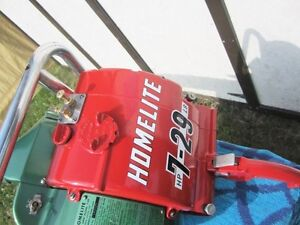 Wanted Homelite 8-29 Chainsaw Peterborough Peterborough Area image 2