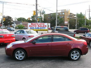 **2008 Pontiac G 6** Automatic & Air,  Cert & E-tested