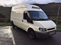 Quick Sale - Converted Ford Transit High Top
