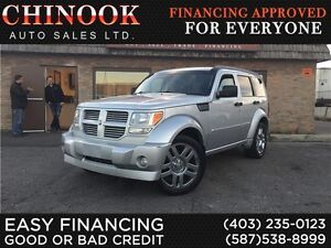 2008 Dodge Nitro R/T w/Load 'n Go,Navi,Rmt Start,Leather,Sunroof