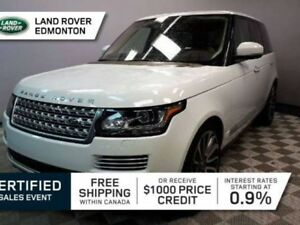 2014 Land Rover Range Rover Range Rover 5.0L V8 Supercharged Aut