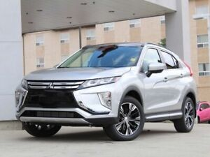 2018 Mitsubishi ECLIPSE CROSS GT S-AWC One Owner Accident Free