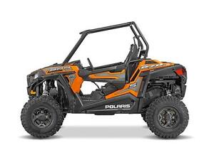 2016 POLARIS RZR S 900 EPS