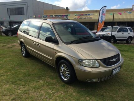 2002 Chrysler Voyager RG 4th Gen MY03 SE  Automatic Wagon Wangara Wanneroo Area Preview