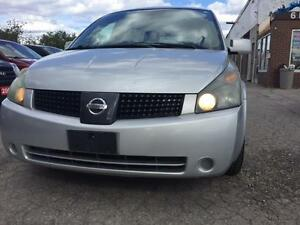2006 Nissan Quest SL Special Edition