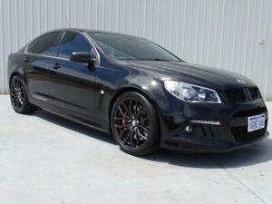 2013 Holden Special Vehicles Clubsport GEN-F MY14 R8 Black 6 Speed Sports Automatic Sedan